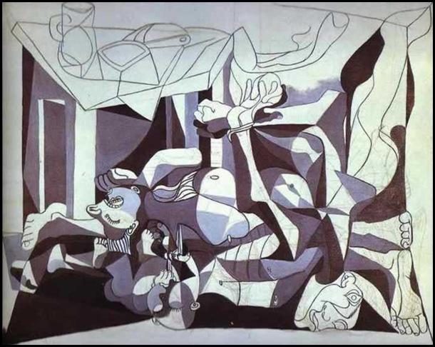 Picasso_TheCharnelHouse1944