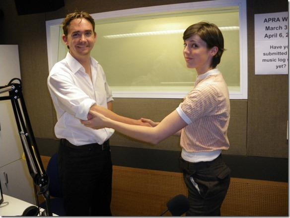 the sailors handshake