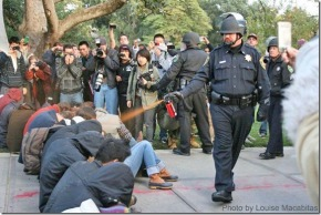 Pepper Spray and the Police State
