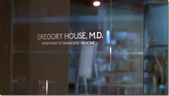 House M.D. [1x21] Three Stories