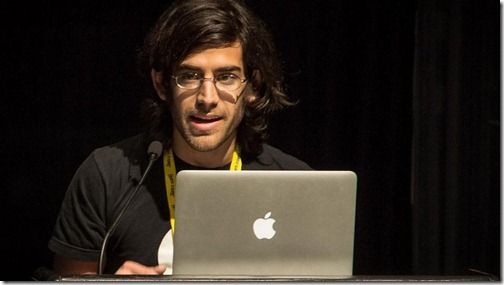 Aaron Swartz Commits Suicide: The Dark Knight Falls (1/3)