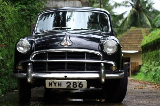 Hindustan Landmaster car