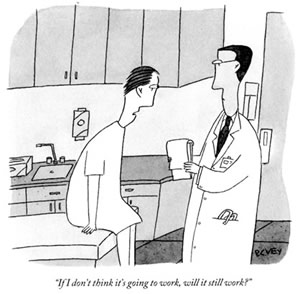 Hawthorne Effect (Credits: The New Yorker)