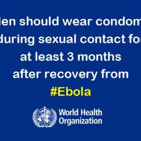 Sexual Transmission of Ebola: Fact orFear-Mongering?