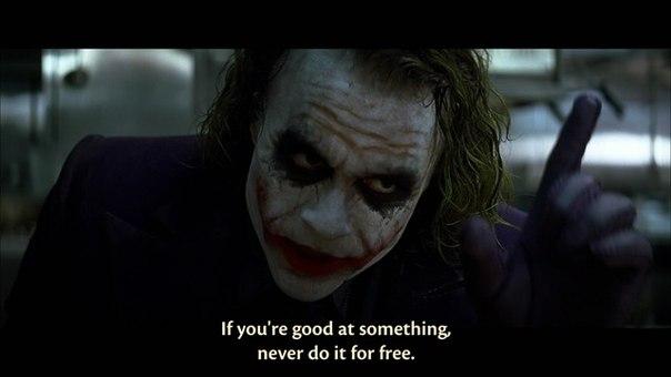 Joker's Wisdom