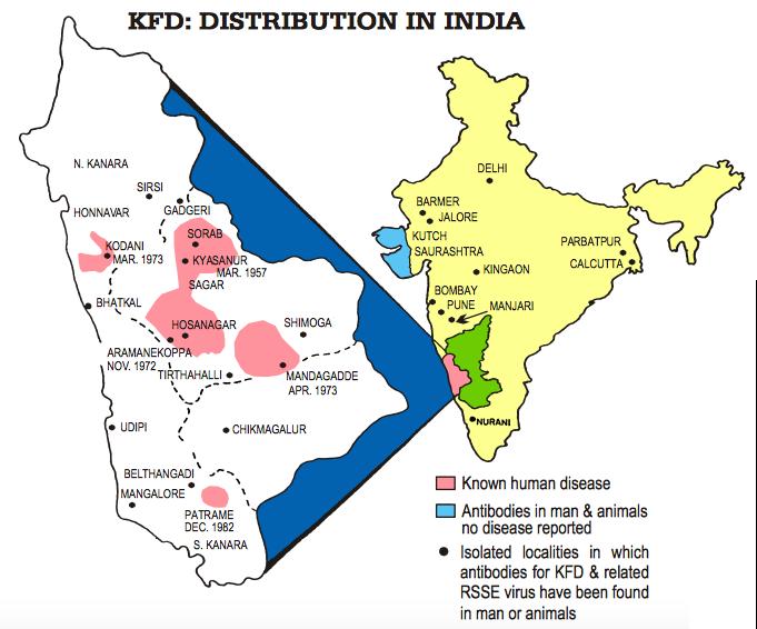 kfd distribution