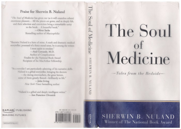 the soul of medicine_cover