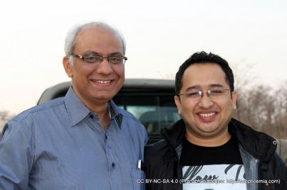 Dr. Kakkar and Dr. Kattel