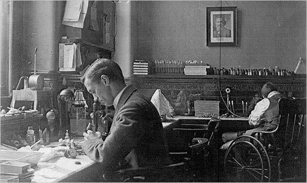 fleming 1909