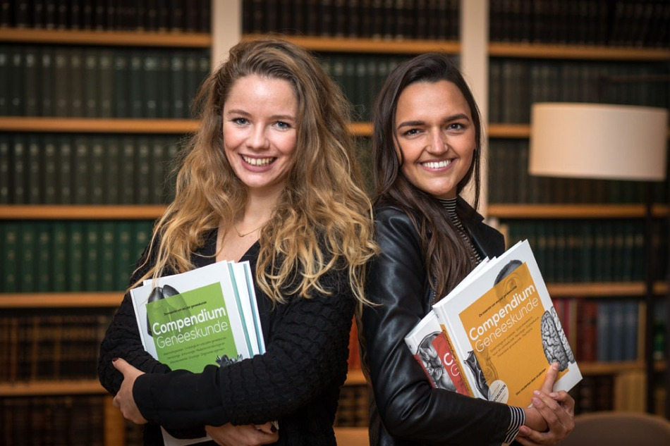Veerle Smit and Romée Snijders